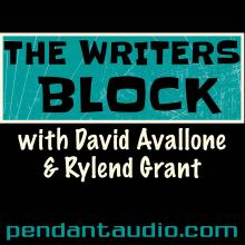 The Writers Block logo